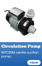 Hot Tub Circulation Pump