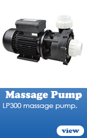 Hot Tub Massage Pump